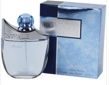 Rasasi Perfumes Rasasi Royale Blue Perfume for Men - Eau de Parfum, 75ml