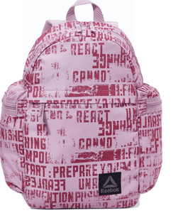 Reebok Back to School Graphic Print Backpack 45 cm