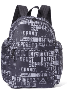 Reebok Back to School Graphic Printed Backpack 44 cm