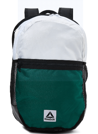 Reebok Back to School Wor Active Backpack - 19 Inch