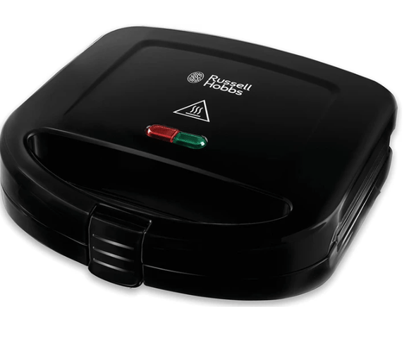 Russell Hobbs Appliances RUSSELL HOBBS 2 PORTION SANDWICH MAKER-24520GCC