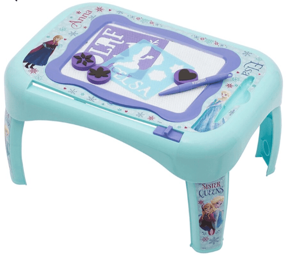 Sambro Toy Disney Frozen 2-in-1 Activity Desk