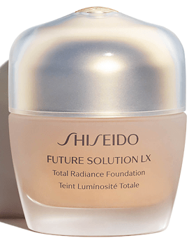 Shiseido Beauty Golden 3 Shiseido Future Solution LX Total Radiance Foundation 30ml (Various Shades)