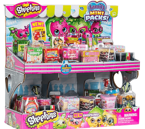 SHOPKINS Toys SPK S11 MINI PK CDU-57205