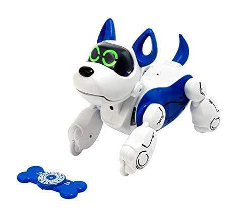Silverlit toys Silverlit Pupbo Robot Dog blue for Unisex, 5 Years