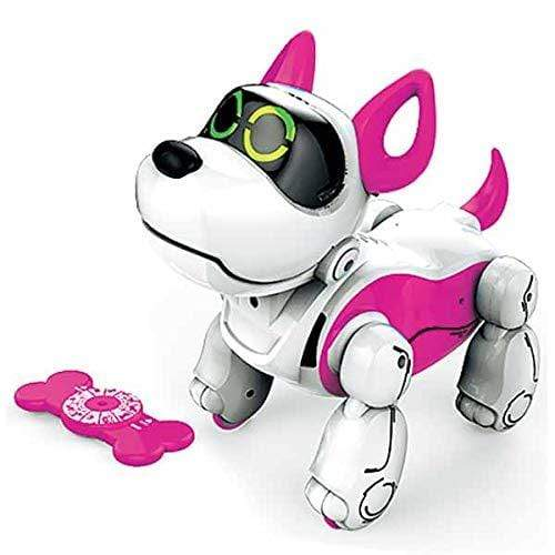 Silverlit toys Silverlit Pupbo Robot Dog Pink for Unisex, 5 Years