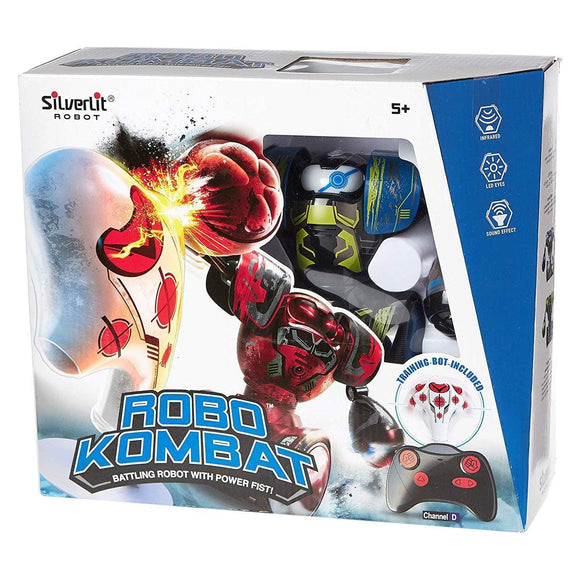 Silverlit toys Silverlit Robokombat Sngle Pk Ast 2 - 5 Years and Above