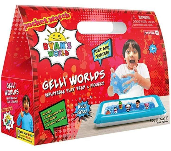 Simba Toys Simba-Ryan's World Gelli Worlds