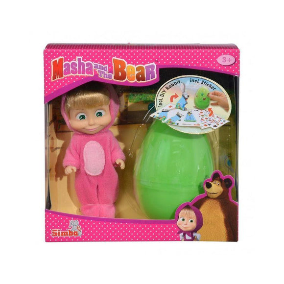 Simba toys toys Masha in Bunny Onesie with Egg