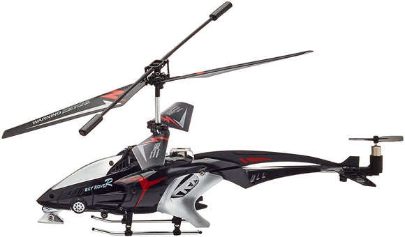 Sky Rover Toys Sky Rover Gravity-Z Motion Sensing 3.0 Channel Radio Controlled Helicopter - Black, YW858231