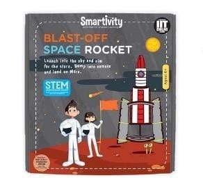 Smartivity Toys Smartivity-Blast off Space Rocket