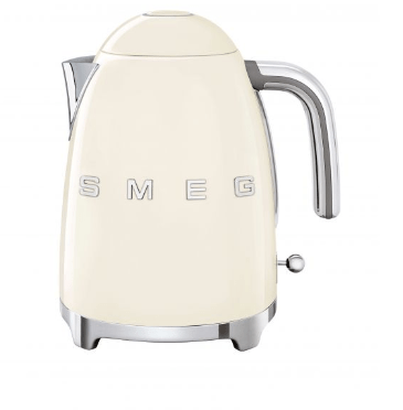 Smeg Appliances Smeg - Kettle 1.7 L, KLF03CRUK