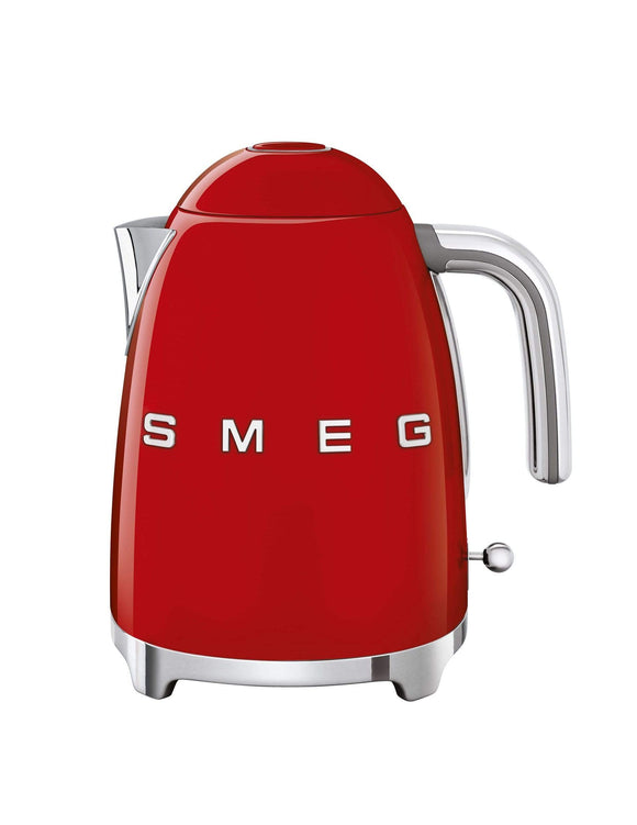 Smeg Appliances Smeg - Kettle 1.7 L, KLF03RDUK