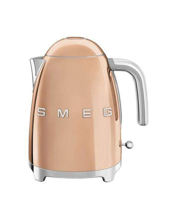 Smeg Appliances Smeg Kettle 1.7 Litre Rose Gold KLF03RGUK