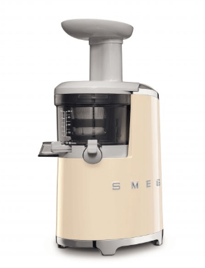 Smeg Appliances Smeg - Slow Juicer, SJF01CRUK