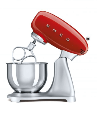 Smeg Appliances Smeg - Stand Mixer, SMF01RDUK