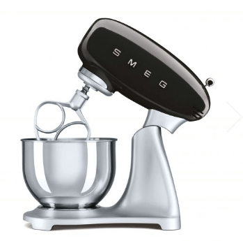 Smeg Appliances Smeg - Stand Mixer, SMF02BLUK