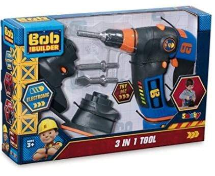 Smoby Toys Smoby - bob the builder 3 in 1