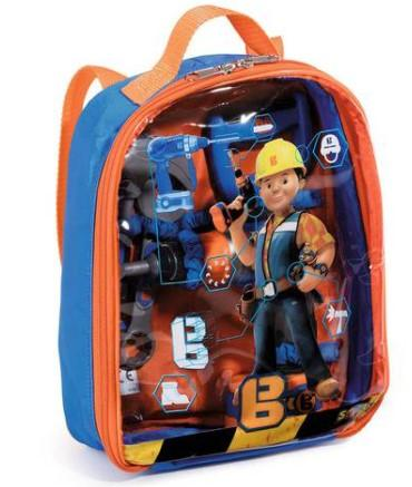 Smoby Toys Smoby - bob the builder tools bag