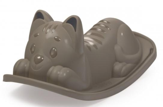 Smoby Toys Smoby - cat rocker
