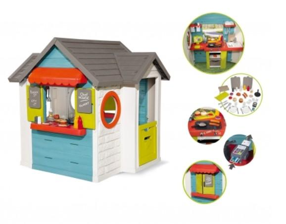 Smoby Toys SMOBY - Chef House