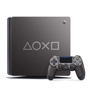 Sony Gaming Console PlayStation 4 1TB Days of Play Limited Edition Gray Console