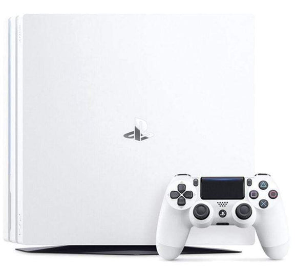Sony Gaming Console PlayStation 4 Pro 1 TB Console White
