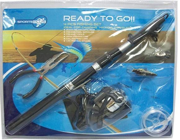 Sport Toys Sport+Fishing kit ready to go 2.40