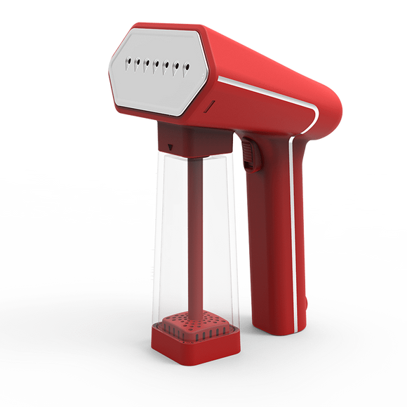 Steamone Appliances Steamone SNOMAD Red Edition Garment Steamer SN50RDUK