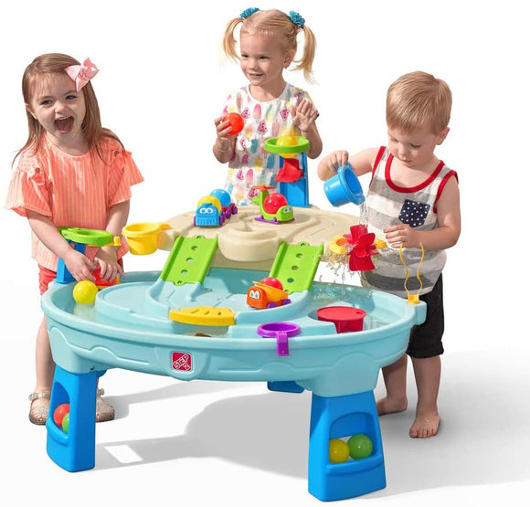 Step2 Outdoor Step2 Ball Buddies Adventure Center Water Table