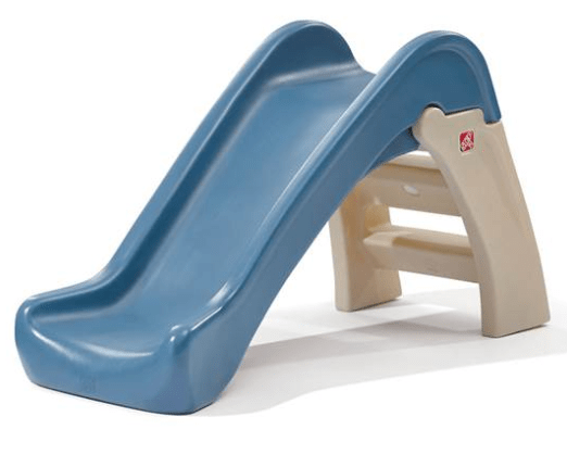 Step2 Outdoor Step2-Play & fold jr slide(2-pk)