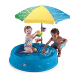 Step2 Outdoor Step2-PLAY & SHADE POOL (Multi)