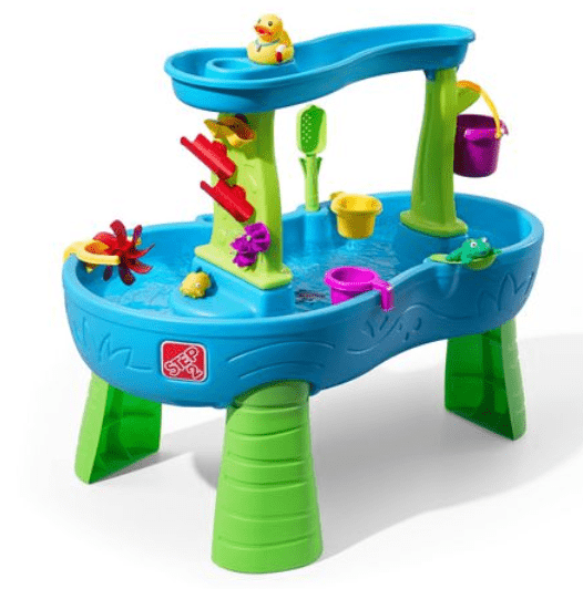 Step2 Outdoor Step2 Rain showers splash pond water table