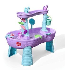 Step2 Outdoor Step2-Rain Showers & Unicorn Water Table - kraft ctn