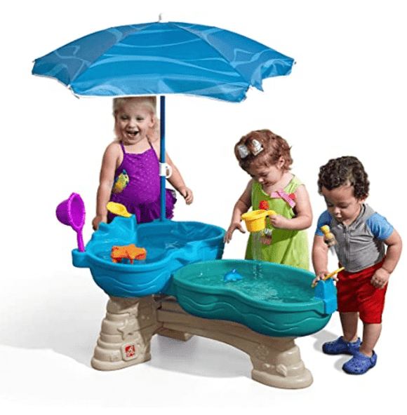 Step2 Outdoor Step2-Spill & splash seaway water table (Multi)