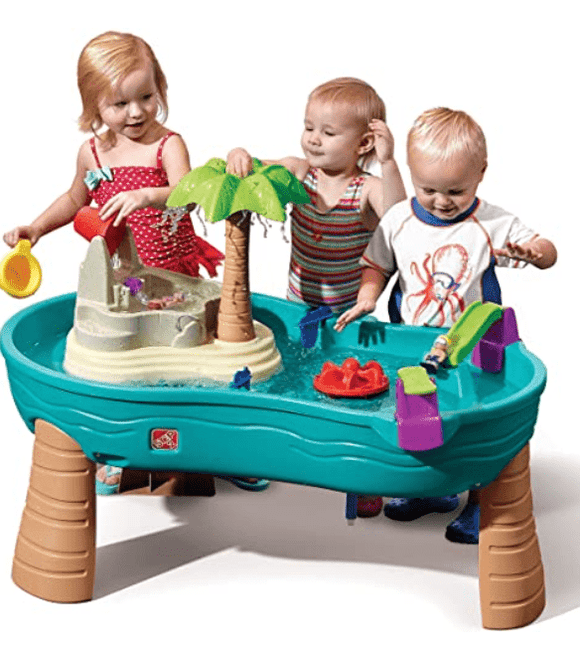 Step2 Outdoor Step2 Splish splash seas water table (Multi color)