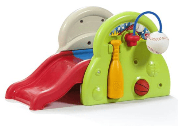 Step2 Outdoor Step2-Sports-Tastic Activity Center (Red Green)