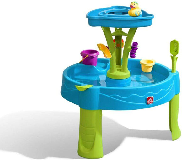 Step2 Outdoor Step2 Summer Showers Splash Tower Water
