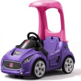 Step2 Outdoor Step2-Turbo coupe -foot to floor (purple)