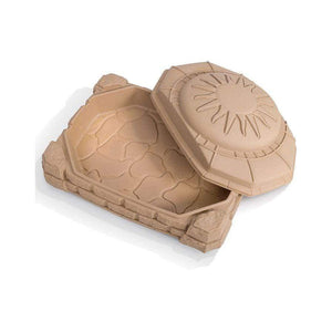 Step2 toys Naturally Playful Sandbox With Lid