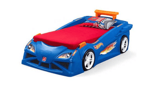 Step2 Toys Step2-Hot wheels toddler to twin bed