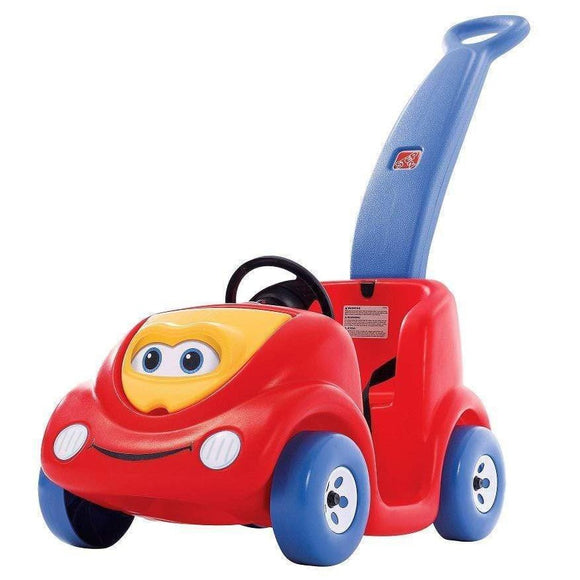 Step2 Toys Step2 Push Around Buggy Red and Blue - 717000