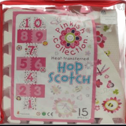 Sun Ta Gaming Sun Ta HT Printed Hopscotch Set
