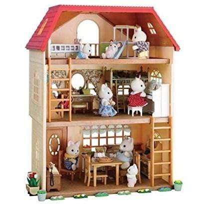 Sylvanian Families Toys Sylvanian Families The 3 Story House