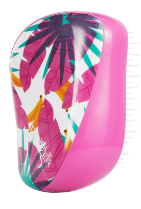 Tangle Teezer Beauty Tangle Teezer Compact Styler Detangling Hairbrush - Botanical Bananas