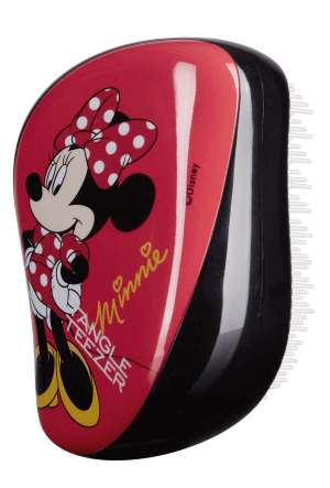 Tangle Teezer Beauty Tangle Teezer Compact Styler Hairbrush - Disney Minnie Mouse Rosy Red