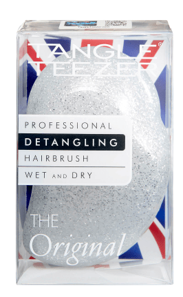 Tangle Teezer Beauty Tangle Teezer Original Detangling Hairbrush - Silver Sparkle