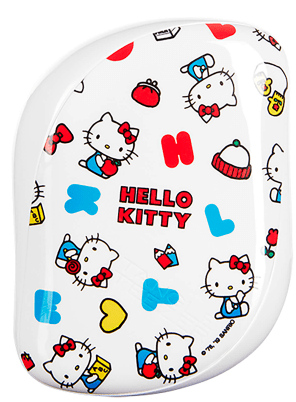 Tangle Teezer Beauty Tangle Teezer x Hello Kitty Compact Styler - Happy Life