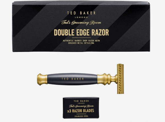 TED BAKER Beauty Ted's Grooming Room Ultimate Razor