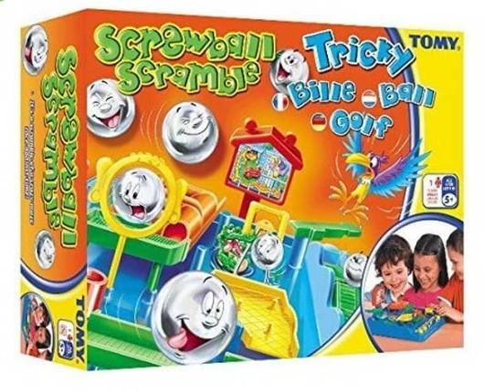 Tomy Toys Tomy games screwball scramble ml pack